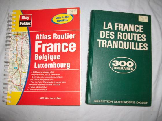 Atlas Routiers et Cartes Routières France et Internationales
