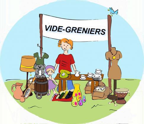 Vide-greniers - INCARVILLE
