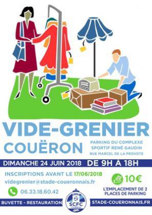 Vide-greniers de COUERON