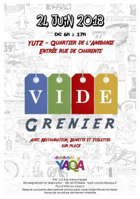 Vide-greniers de YUTZ