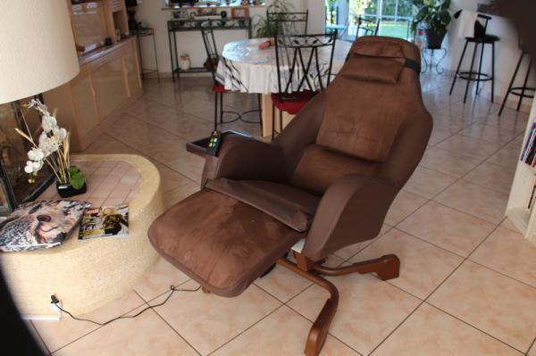 fauteuil medicalisé electric