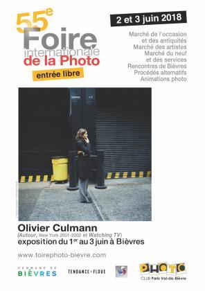 Foire internationale de la Photo à Bièvres