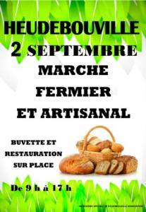 Marché Fermier et Artisanal - HEUDEBOUVILLE
