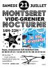 Vide-grenier Nocturne avec Ar Vag, chorale bretonne et repas