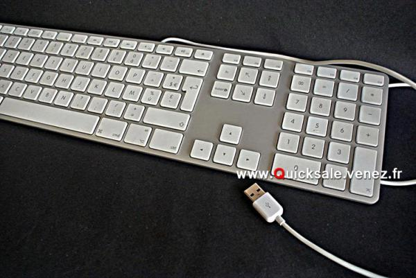 Clavier Apple Officiel A1243