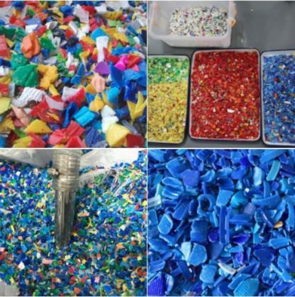 Matières premières plastiques