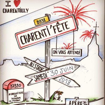 Vide-greniers de Charentilly