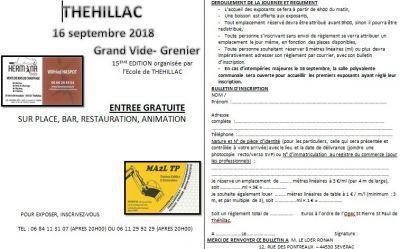 Vide-greniers de Théhillac