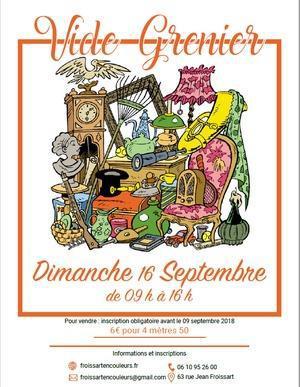 Vide-greniers de Marquette-lez-Lille