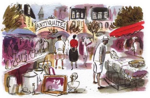 Brocante Vide-greniers de Wandignies-Hamage
