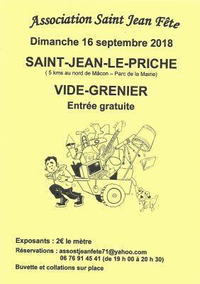 Vide-greniers de Mâcon