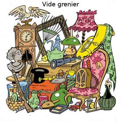Brocante Vide-greniers de Château-sur-Allier
