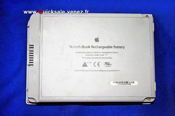 Une batterie Apple A1062