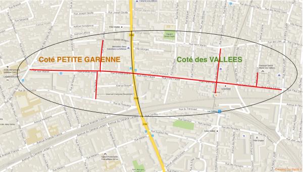 Vide Grenier Petite Garenne / Vallées