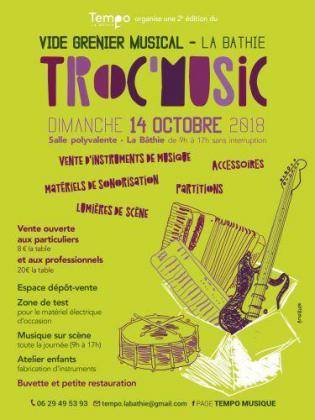Troc Music de La Bâthie