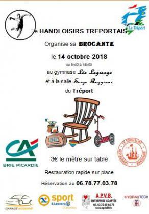 Brocante Vide-greniers - Le Tréport