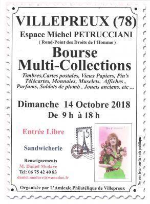 Bourse Multi Collections de Villepreux
