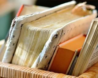 Marché du Livre Ancien, Vieux Papier de Sens