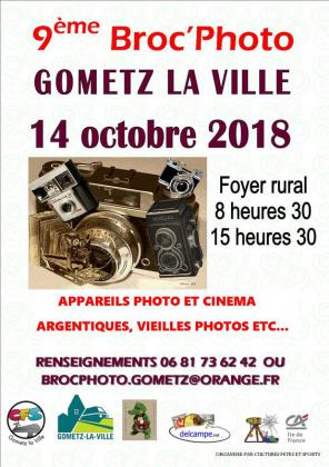 Broc Photo de Gometz-la-Ville