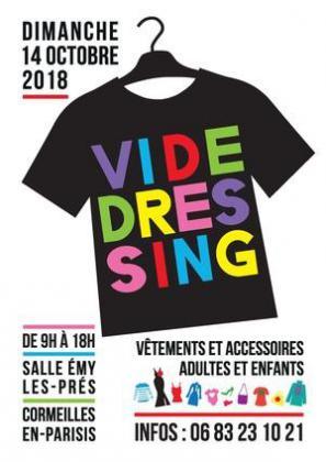 Vide-dressing de Cormeilles-en-Parisis
