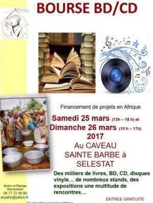 Bourse aux Livres, CD et BD de Sélestat