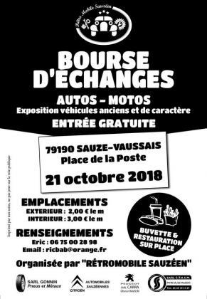 Pièces Autos Motos Anciennes de Sauzé-Vaussais