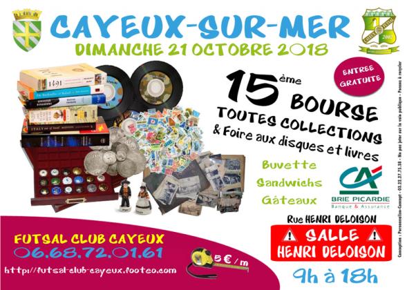 Bourse toutes collections de Cayeux-sur-Mer