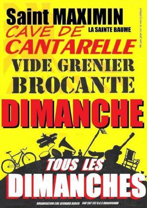 Brocante Vide-greniers de Saint-Maximin-la-Sainte-Baume