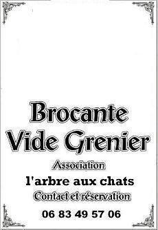 Brocante Vide-greniers de Vinon-sur-Verdon