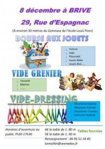 Vide-greniers de Brive-la-Gaillarde