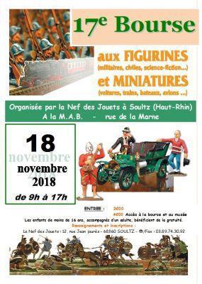 Bourse aux Figurines de Soultz-Haut-Rhin
