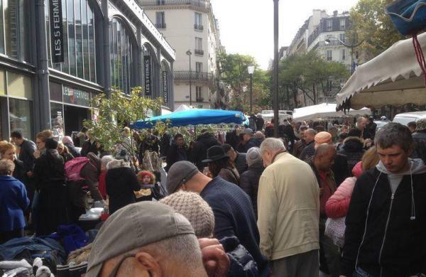 Brocante Vide-greniers de Paris 19