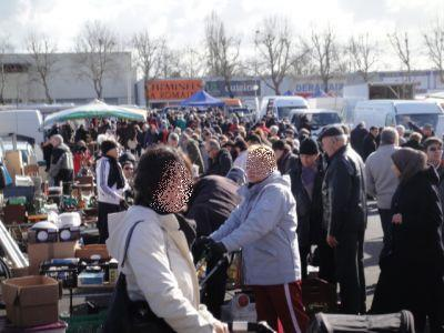 Brocante Vide-greniers de Dammarie-les-Lys