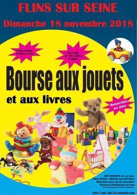 Bourse aux Jouets de Flins-sur-Seine