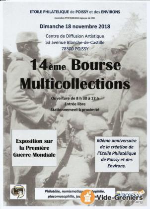 Bourse Multi Collections de Poissy