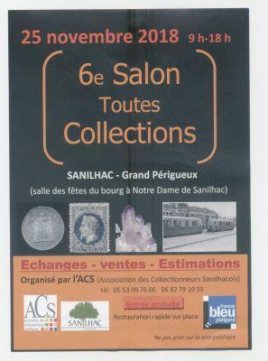 Salon Toutes Collections de Sanilhac