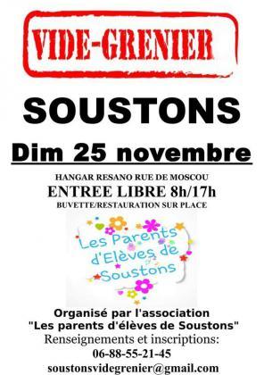 Vide-greniers de Soustons