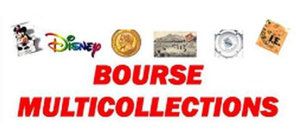 Bourse Multi-collections - Étampes