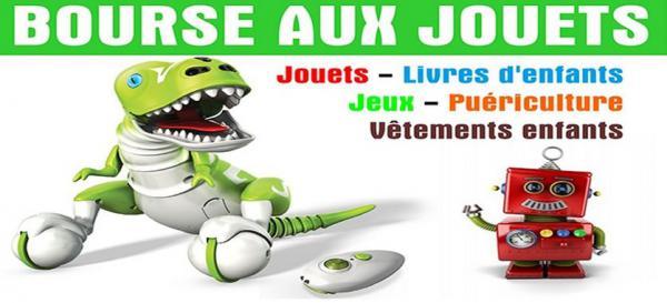 Bourse aux jouets vêtements et puériculture de Butry-sur-Oise