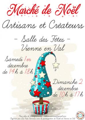 Marché de Noël de Vienne-en-Val