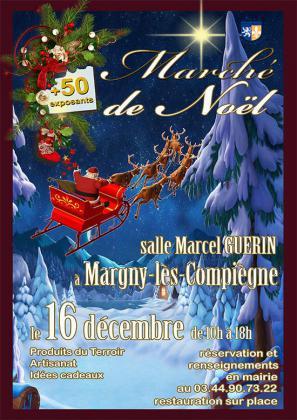Marché de Noël de Margny-lès-Compiègne