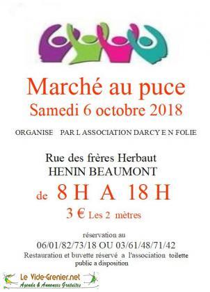 Marché au puce - Hénin-Beaumont