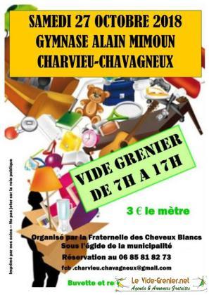 Vide-greniers de Charvieu-Chavagneux