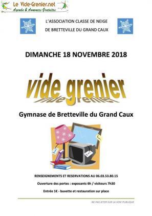 Vide-greniers de Bretteville-du-Grand-Caux