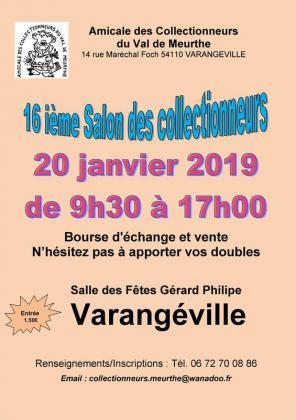 Salon Multicollections de Varangéville