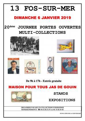 JOURNEE MULTI-COLLECTIONS de Fos-sur-mer