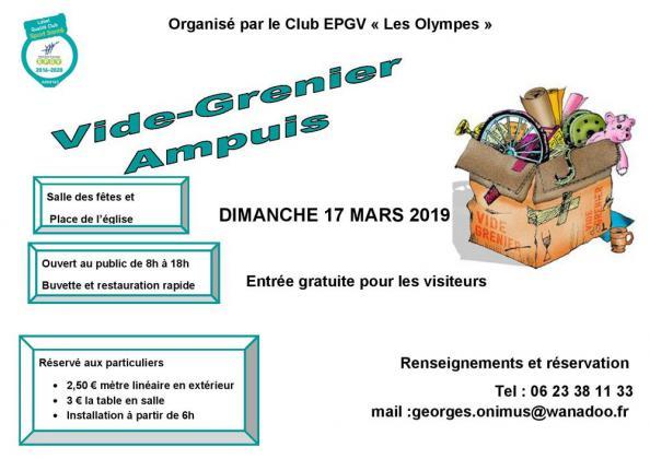 Vide-greniers - Ampuis