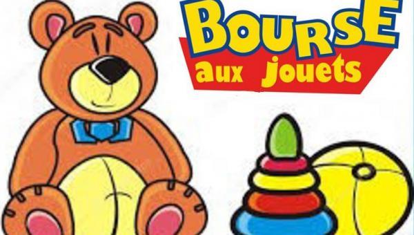 Bourse aux jouets - livres de Bonchamp