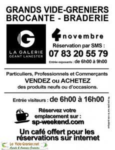 Brocante Vide-greniers de Saint-Etienne