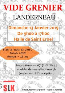 Vide-greniers de Landerneau